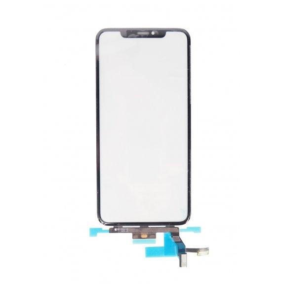 AppleKing přední dotykové sklo s digitizérem a OCA lepidlem pro Apple iPhone X - možnost vrátit zboží ZDARMA do 30ti dní