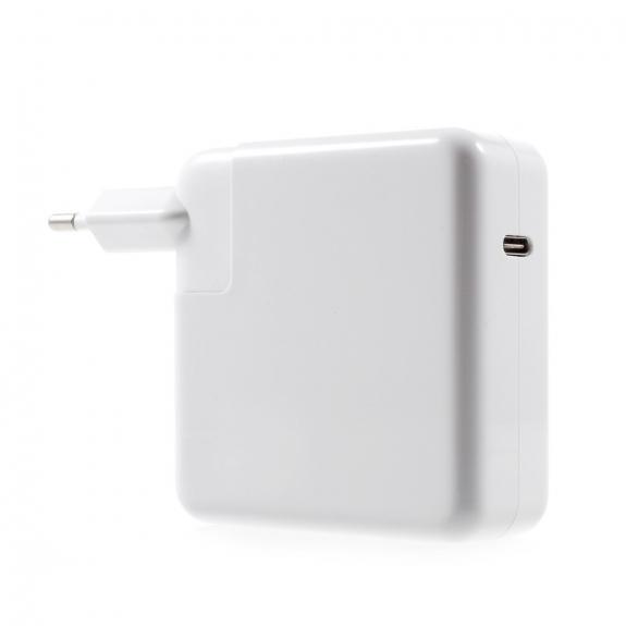 """AppleKing nabíječka / adaptér na Apple Macbook Pro 13"""" - 61W s konektorem USB-C - možnost vrátit zboží ZDARMA do 30ti dní"""