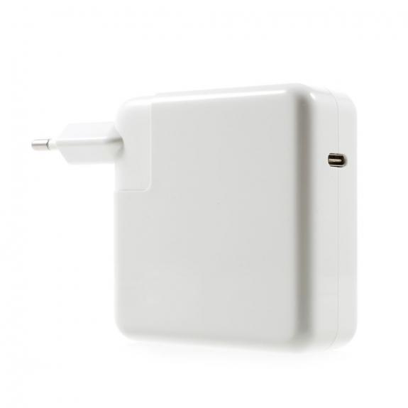 "AppleKing nabíječka / adaptér na Apple Macbook Pro 15"" - 87W s konektorem USB-C / A1719 - možnost vr"