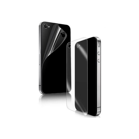 AppleKing zadní ochranná fólie pro iPhone 4 / 4S - čirá - možnost vrátit zboží ZDARMA do 30ti dní