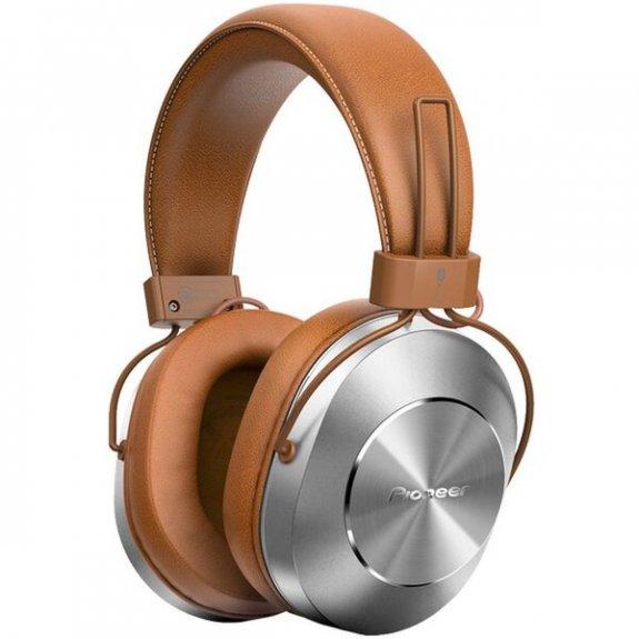 Pioneer SE-MS7BT-S bezdrátová sluchátka - světle hnědá SE-MS7BT-T - možnost vrátit zboží ZDARMA do 30ti dní