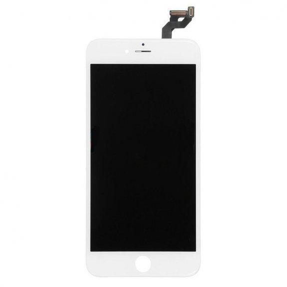 AppleKing refurbished Original náhradní LCD displej s dotykovým sklem a rámečkem pro Apple iPhone 6S Plus - bílý - možnost vrátit zboží ZDARMA do 30ti dní