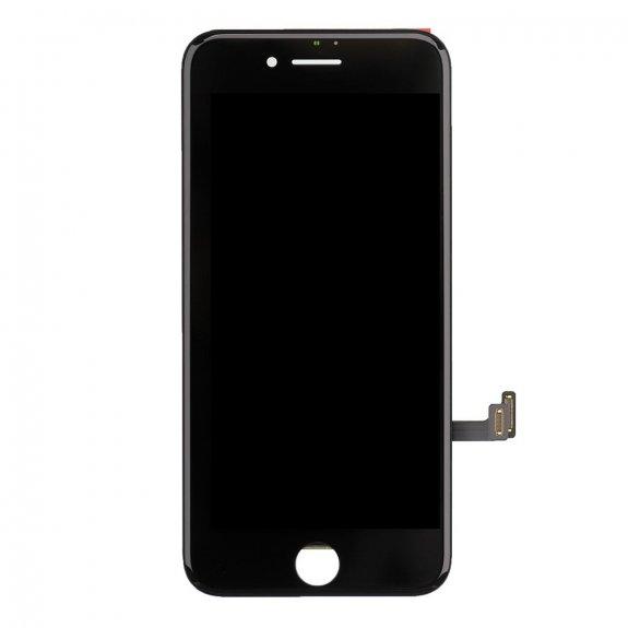 AppleKing refurbished Original náhradní LCD displej s dotykovým sklem a rámečkem pro Apple iPhone 7 - černý - možnost vrátit zboží ZDARMA do 30ti dní