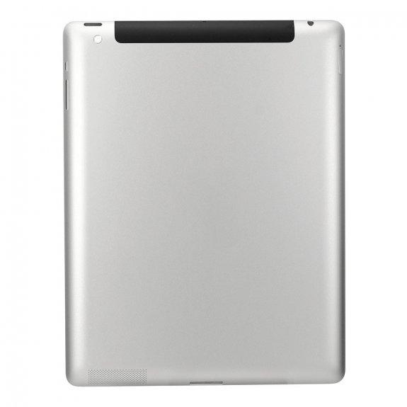AppleKing zadní náhradní kryt pro Apple iPad 2 3G - stříbrný - možnost vrátit zboží ZDARMA do 30ti d