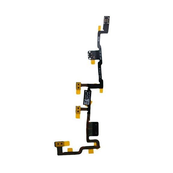 AppleKing flex kabel s přepínačem Mute + ovládání hlasitosti + Power spínač pro Apple iPad 2 - možnost vrátit zboží ZDARMA do 30ti dní
