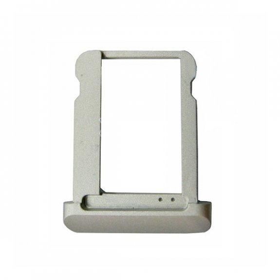AppleKing rámeček / šuplík na SIM kartu pro Apple iPad 2 - stříbrný (Silver) - možnost vrátit zboží ZDARMA do 30ti dní