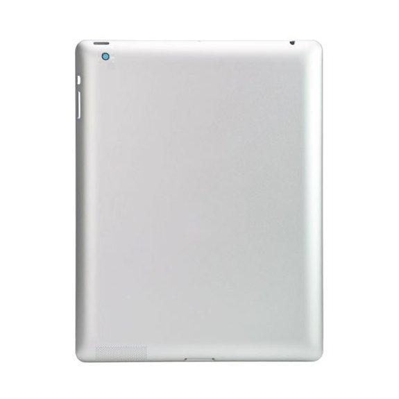 AppleKing zadní náhradní kryt pro Apple iPad 3 WiFi - stříbrný - možnost vrátit zboží ZDARMA do 30ti dní
