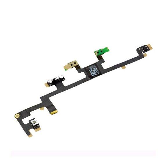 AppleKing flex kabel s přepínačem Mute + ovládání hlasitosti + Power spínač pro Apple iPad 3 - možnost vrátit zboží ZDARMA do 30ti dní