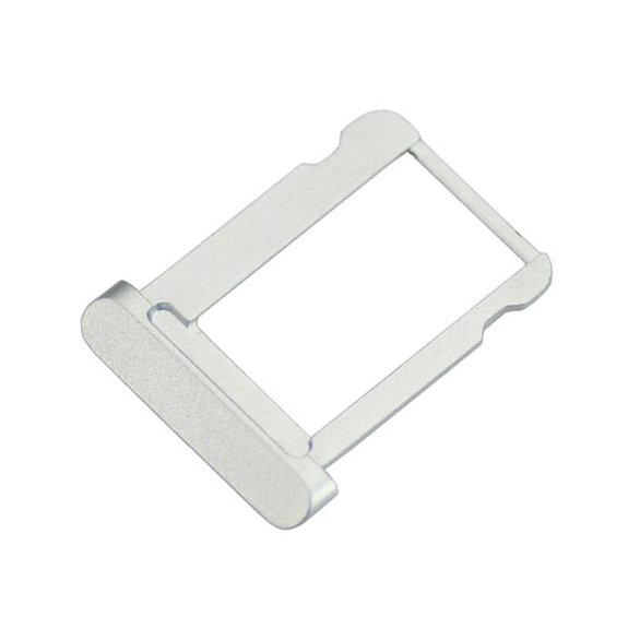 AppleKing rámeček / šuplík na SIM kartu pro Apple iPad 4 - stříbrný (Silver) - možnost vrátit zboží ZDARMA do 30ti dní