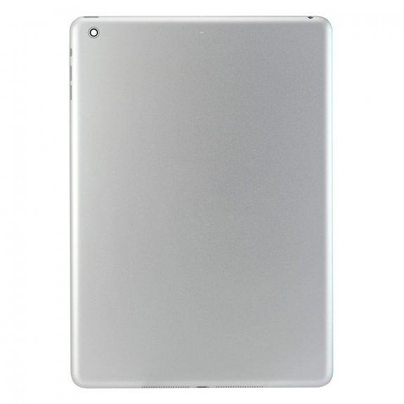 AppleKing zadní náhradní kryt pro Apple iPad Air WiFi - stříbrný - možnost vrátit zboží ZDARMA do 30ti dní