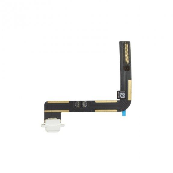 AppleKing flex kabel s Lightning napájecím a datovým konektorem pro Apple iPad Air - bílý - možnost vrátit zboží ZDARMA do 30ti dní