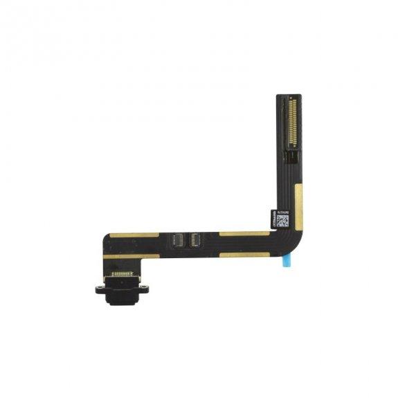 AppleKing flex kabel s Lightning napájecím a datovým konektorem pro Apple iPad Air - černý - možnost vrátit zboží ZDARMA do 30ti dní