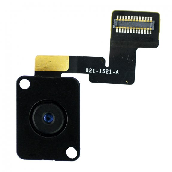 AppleKing zadní náhradní kamera s flex kabelem pro Apple iPad Air - možnost vrátit zboží ZDARMA do 30ti dní