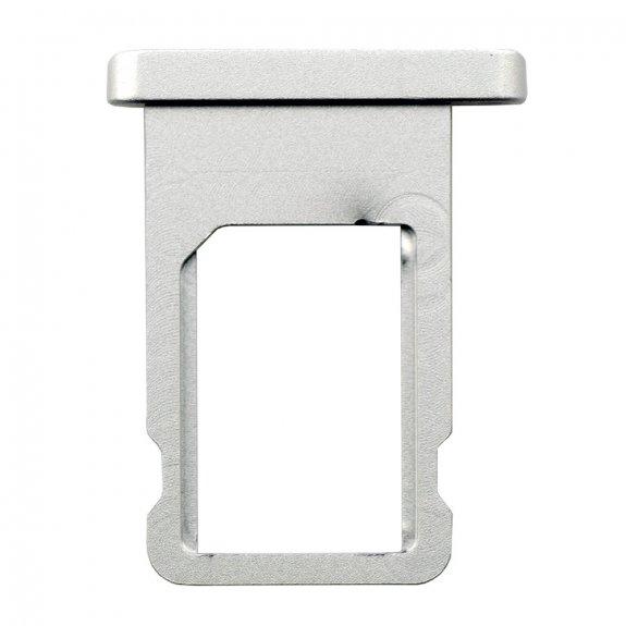 AppleKing rámeček / šuplík na SIM kartu pro Apple iPad Air - stříbrný (Silver) - možnost vrátit zboží ZDARMA do 30ti dní