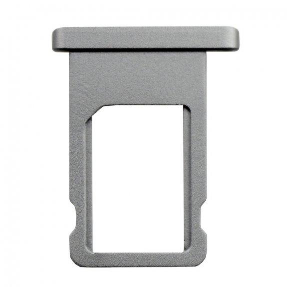 AppleKing rámeček / šuplík na SIM kartu pro Apple iPad Air - šedý (Grey) - možnost vrátit zboží ZDARMA do 30ti dní