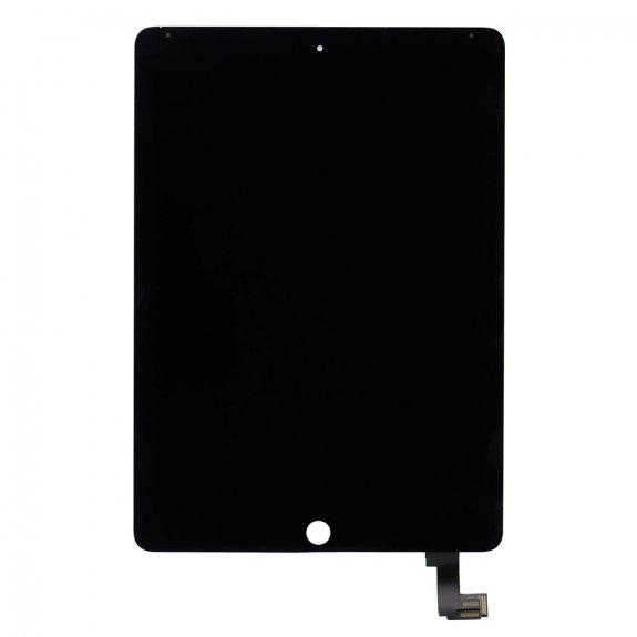 AppleKing refurbished Original náhradní LCD panel + přední dotykové sklo (touch screen) pro Apple iPad Air 2 - černý rámeček - možnost vrátit zboží ZDARMA do 30ti dní