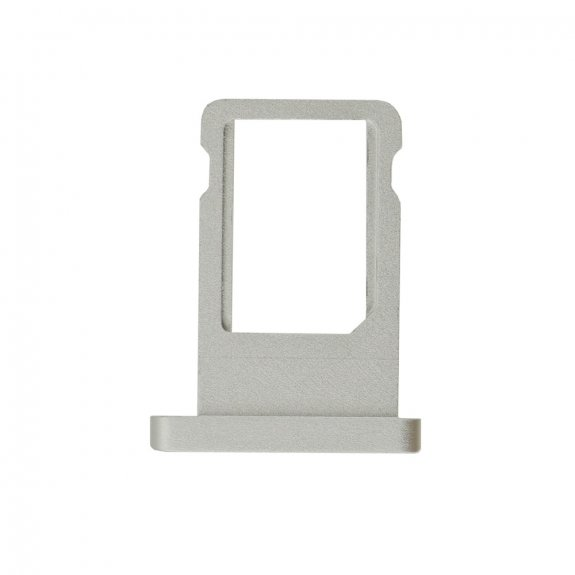 AppleKing rámeček / šuplík na SIM kartu pro Apple iPad Air 2 - stříbrný (Silver) - možnost vrátit zboží ZDARMA do 30ti dní