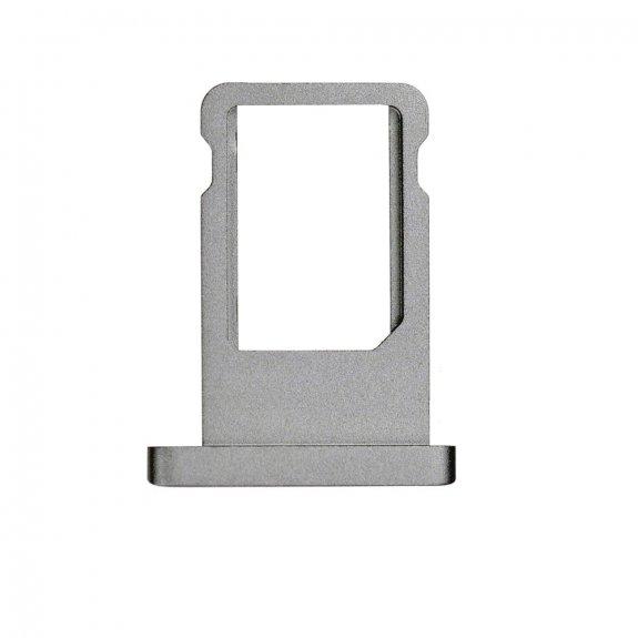 AppleKing rámeček / šuplík na SIM kartu pro Apple iPad Air 2 - vesmírně šedý (Space Grey) - možnost vrátit zboží ZDARMA do 30ti dní