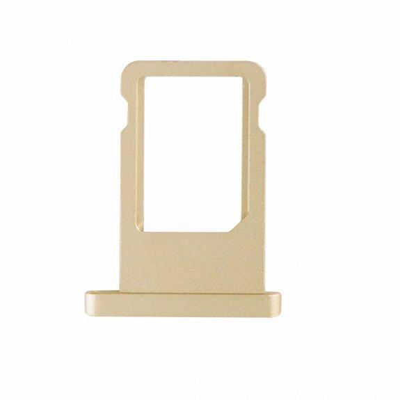 AppleKing rámeček / šuplík na SIM kartu pro Apple iPad Air 2 - zlatý (Gold) - možnost vrátit zboží ZDARMA do 30ti dní
