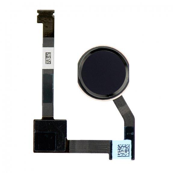 AppleKing náhradní tlačítko Home Button s Touch ID pro Apple iPad Air 2 - vesmírně šedý (Space Grey) - možnost vrátit zboží ZDARMA do 30ti dní