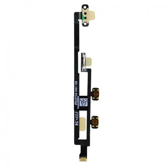 AppleKing flex kabel s přepínačem Mute + ovládání hlasitosti + Power spínač pro Apple iPad Mini - možnost vrátit zboží ZDARMA do 30ti dní