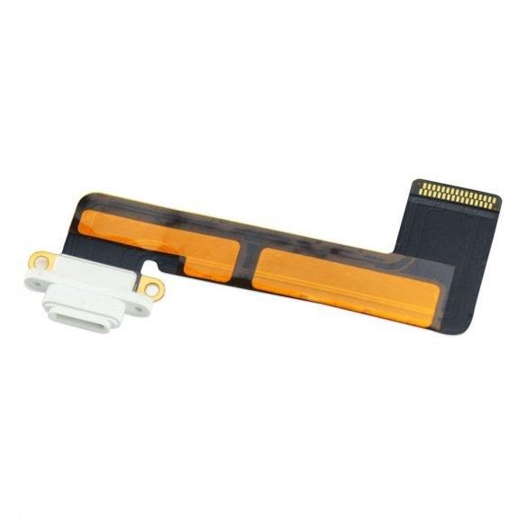AppleKing flex kabel s Lightning napájecím a datovým konektorem pro Apple iPad Mini - bílý - možnost vrátit zboží ZDARMA do 30ti dní