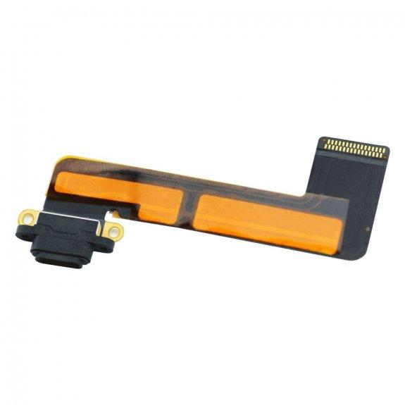 AppleKing flex kabel s Lightning napájecím a datovým konektorem pro Apple iPad Mini - černý - možnost vrátit zboží ZDARMA do 30ti dní