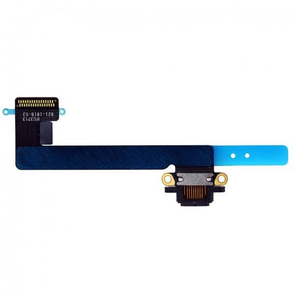 AppleKing flex kabel s Lightning napájecím a datovým konektorem pro Apple iPad Mini 2 - černý - možnost vrátit zboží ZDARMA do 30ti dní