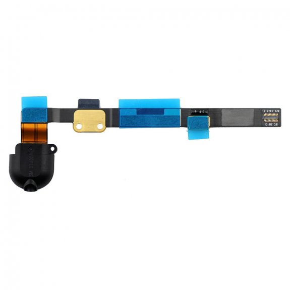 AppleKing flex kabel s Audio Jack konektorem pro Apple iPad Mini 2 - černý - možnost vrátit zboží ZDARMA do 30ti dní