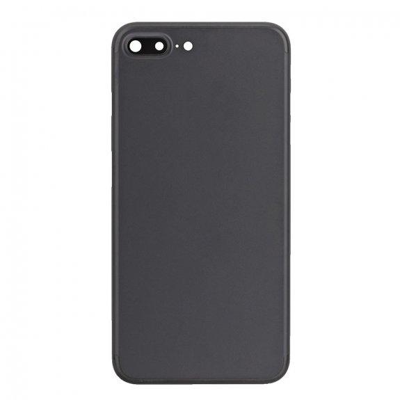 AppleKing zadní náhradní kryt pro Apple iPhone 7 Plus - černý - možnost vrátit zboží ZDARMA do 30ti dní