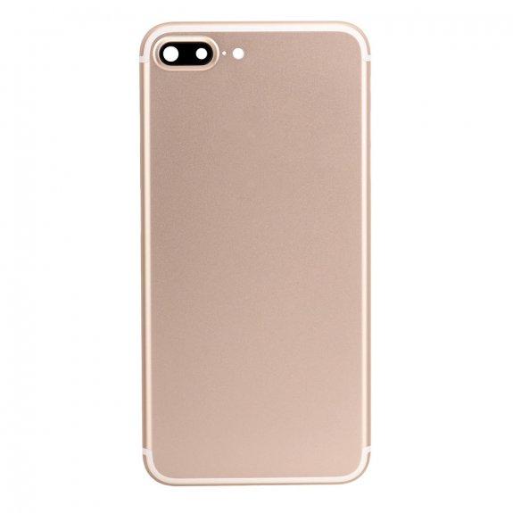 AppleKing zadní náhradní kryt pro Apple iPhone 7 Plus - zlatý - možnost vrátit zboží ZDARMA do 30ti dní