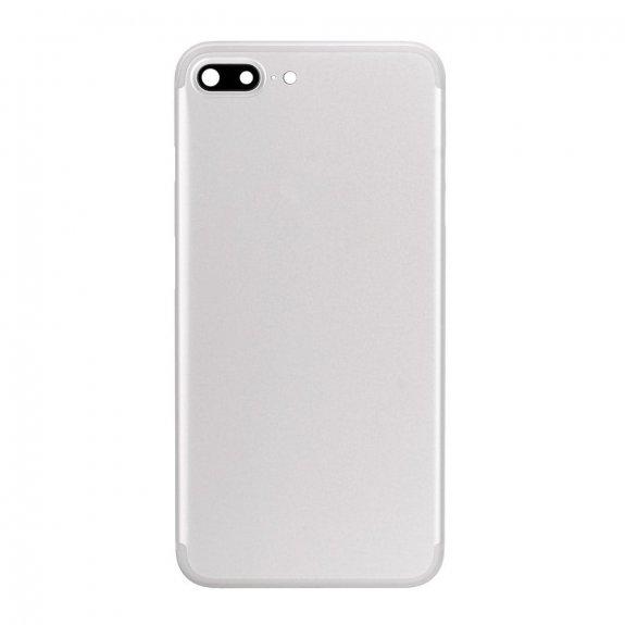 AppleKing zadní náhradní kryt pro Apple iPhone 7 Plus - stříbrný - možnost vrátit zboží ZDARMA do 30ti dní