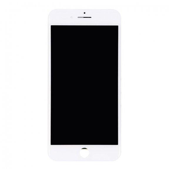 AppleKing premium LCD displej s dotykovým sklem a rámečkem pro Apple iPhone 7 Plus - bílý - možnost vrátit zboží ZDARMA do 30ti dní