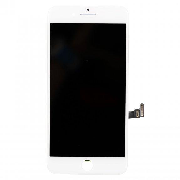AppleKing premium LCD displej s dotykovým sklem a rámečkem pro Apple iPhone 8 Plus - bílý - možnost vrátit zboží ZDARMA do 30ti dní