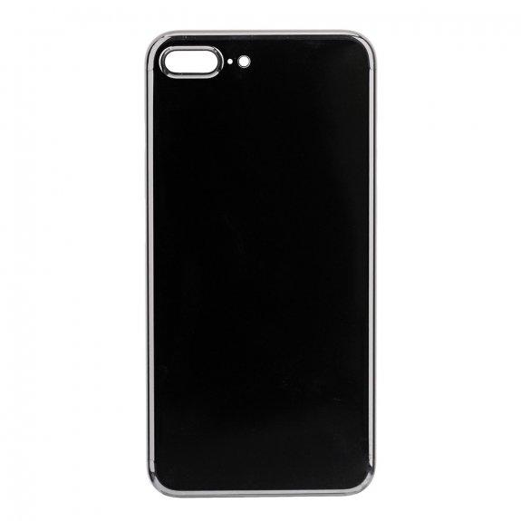 AppleKing zadní náhradní kryt pro Apple iPhone 7 Plus - Jet Black - možnost vrátit zboží ZDARMA do 30ti dní