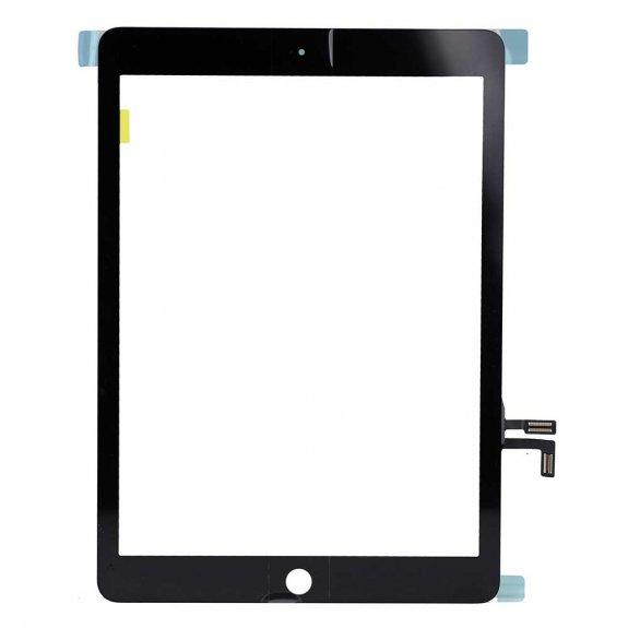 """AppleKing classic přední dotykové sklo (touch screen) pro Apple iPad 9,7"""" 2017 - černé - možnost vrátit zboží ZDARMA do 30ti dní"""