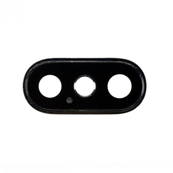 AppleKing náhradní kryt zadní kamery pro Apple iPhone XS - černý - možnost vrátit zboží ZDARMA do 30ti dní