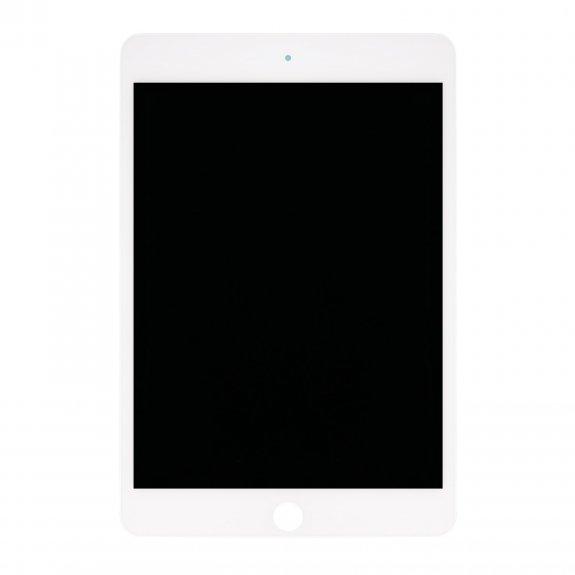 AppleKing refurbished Original LCD panel včetně dotykové skla pro Apple iPad mini 5 - bílý - možnost vrátit zboží ZDARMA do 30ti dní