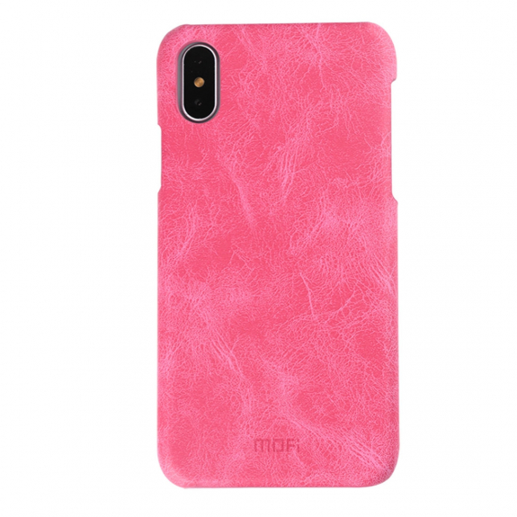 MOFI ochranný kryt pro iPhone XS / iPhone X - růžový - možnost vrátit zboží ZDARMA do 30ti dní