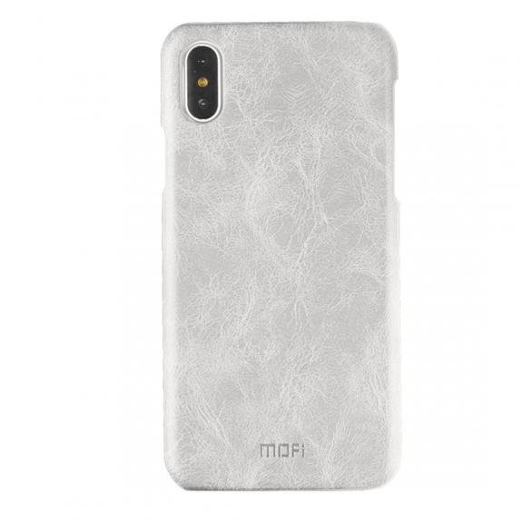MOFI ochranný kryt pro iPhone XS / iPhone X - šedý - možnost vrátit zboží ZDARMA do 30ti dní