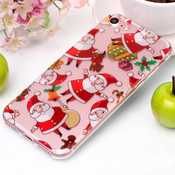 AppleKing kryt pro iPhone 8 a 7 - se Santou - možnost vrátit zboží ZDARMA do 30ti dní