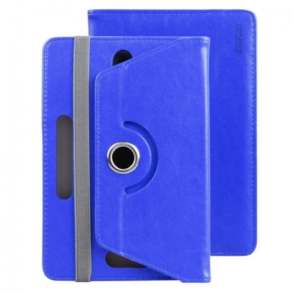 Enkay pouzdro se stojánkem na iPad mini 4 / 5 - tmavě modré - možnost vrátit zboží ZDARMA do 30ti dní