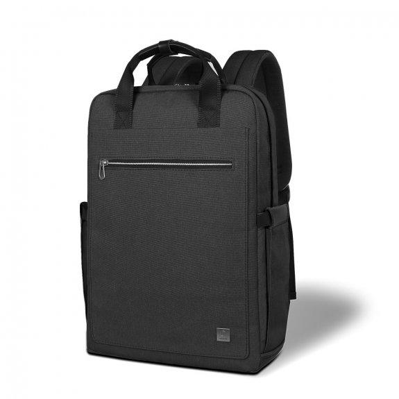 """Wiwu multifunkční prostorný voděodolný batoh pro MacBook do 15"""" - černý - možnost vrátit zboží ZDARM"""
