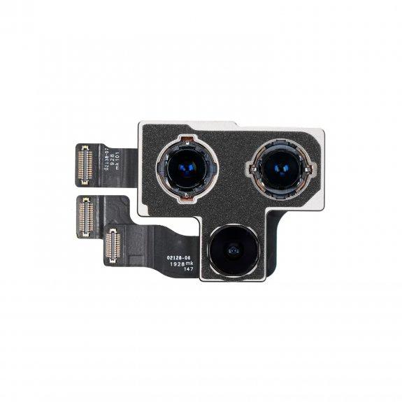 AppleKing zadní náhradní kamera s flex kabelem pro Apple iPhone 11 Pro - možnost vrátit zboží ZDARMA do 30ti dní