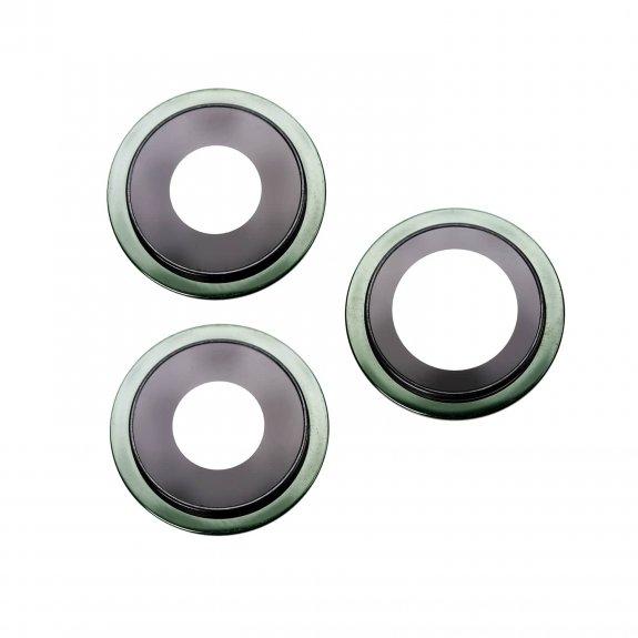AppleKing náhradní kryt zadní kamery pro Apple iPhone 11 Pro - půlnoční zelená - možnost vrátit zboží ZDARMA do 30ti dní