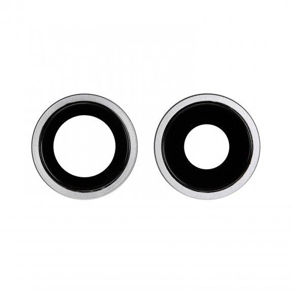 AppleKing náhradní kryt zadní kamery pro Apple iPhone 11 - bílá - možnost vrátit zboží ZDARMA do 30ti dní