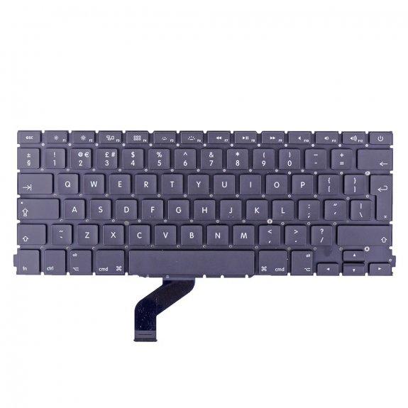 """AppleKing klávesnice pro Apple MacBook Pro 13"""" A1425 (rok 2012, 2013, 2014) – UK verze - možnost vrátit zboží ZDARMA do 30ti dní"""