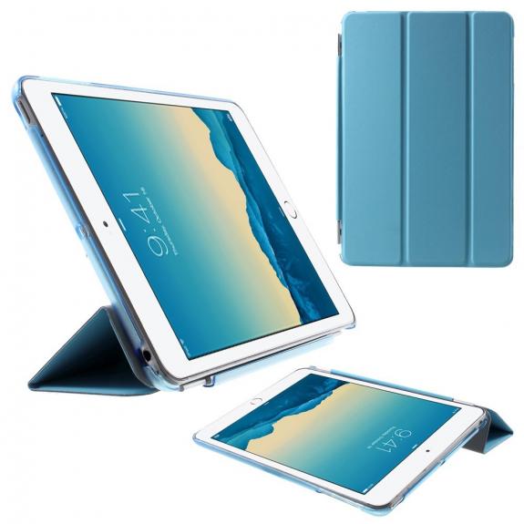 AppleKing smart Cover pouzdro pro iPad mini 1 / 2 / 3 - modré - možnost vrátit zboží ZDARMA do 30ti dní
