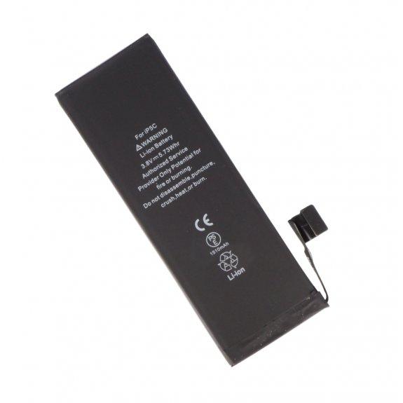 AppleKing náhradní baterie pro Apple iPhone 5C (1500mAh) - možnost vrátit zboží ZDARMA do 30ti dní