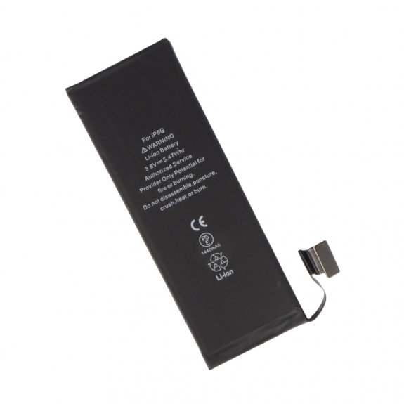 AppleKing náhradní baterie pro Apple iPhone 5 (1440mAh) - možnost vrátit zboží ZDARMA do 30ti dní